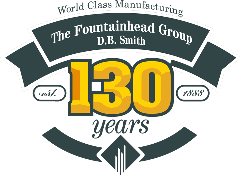 The Fountainhead Group D.B. Smith - est. 1988, 130 years