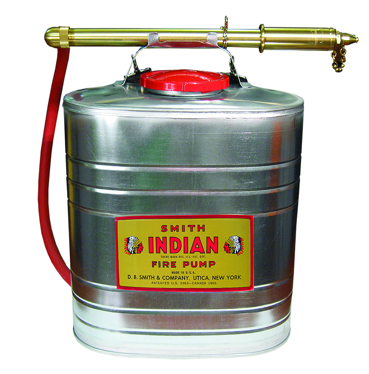 Indian™ 90S 5-Gallon Stainless Steel Tank with FP200 Fire Pump, Model 179015-17