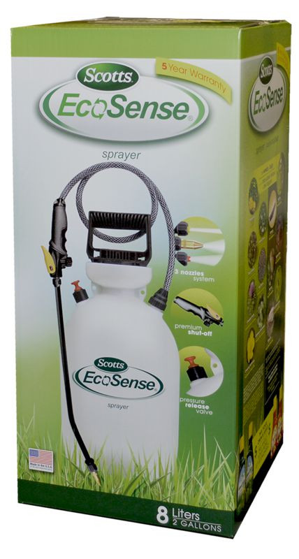 Scotts® EcoSense 8 Liter Sprayer