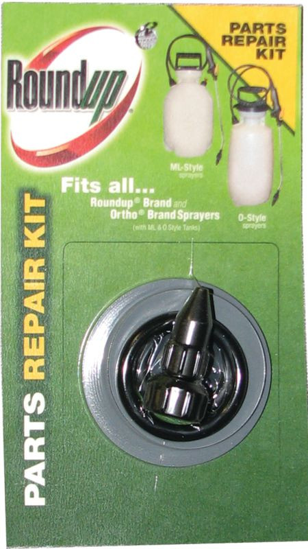 Roundup® 181538 Lawn and Garden Sprayer Repair Kit with O-Rings; Gaskets; and Nozzle