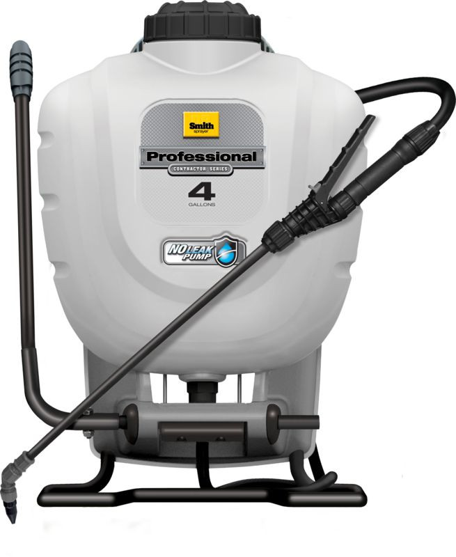 Smith™ Professional No-Leak Backpack Sprayer