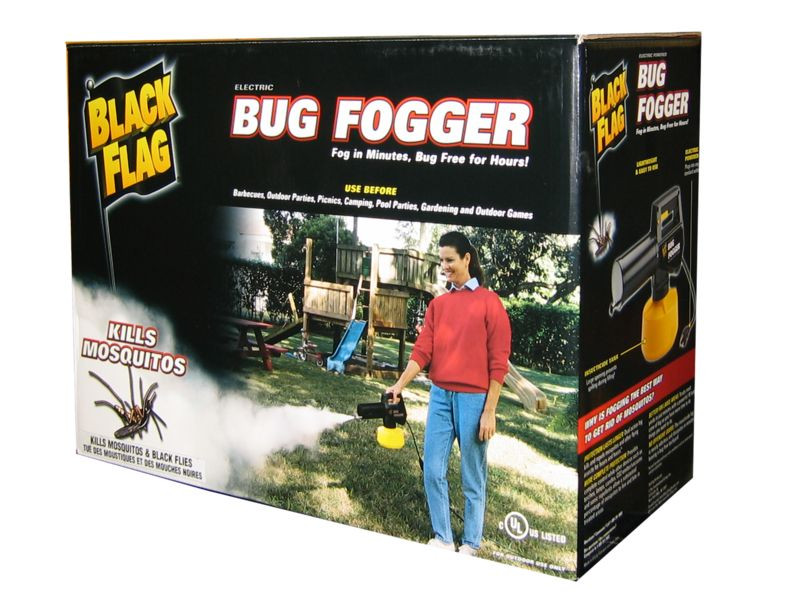 Burgess® 190035 Electric Insect Fogger
