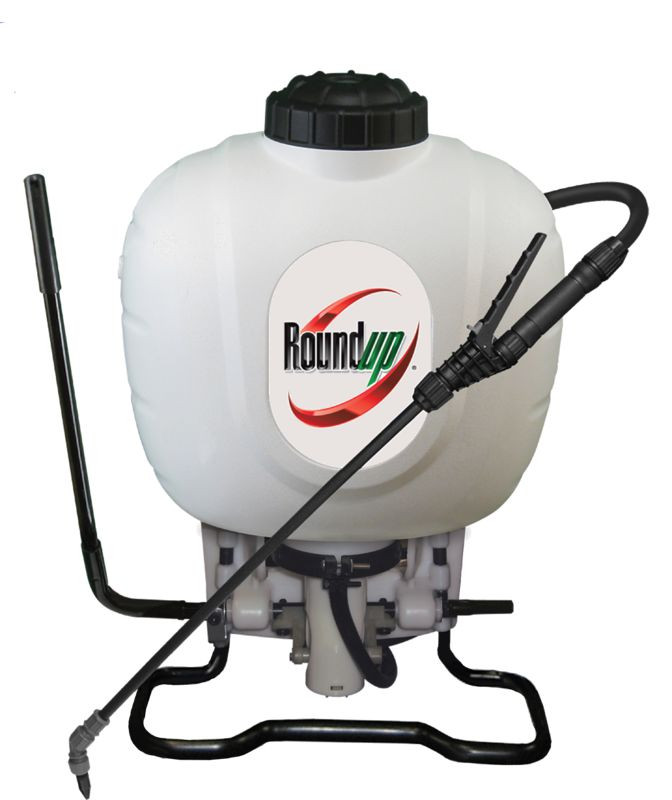 Roundup® 190314 Backpack Sprayer
