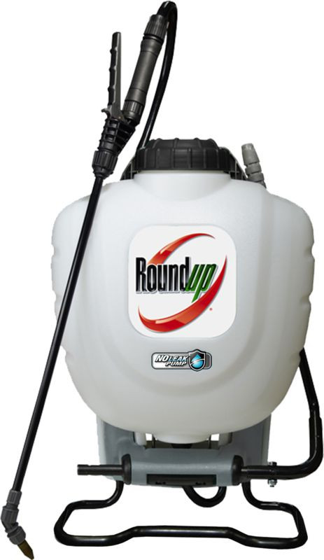 Roundup® No Leak Pump Backpack Sprayer, Model 190327