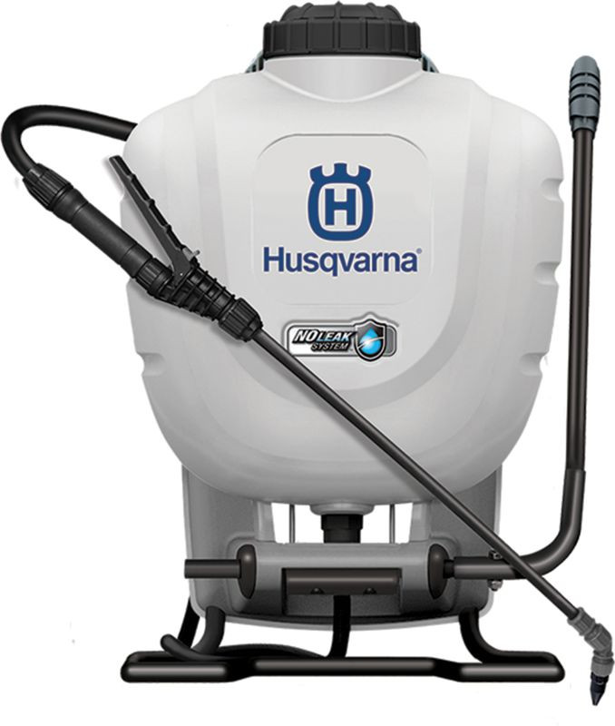Husqvarna® No Leak Pump Backpack Sprayer