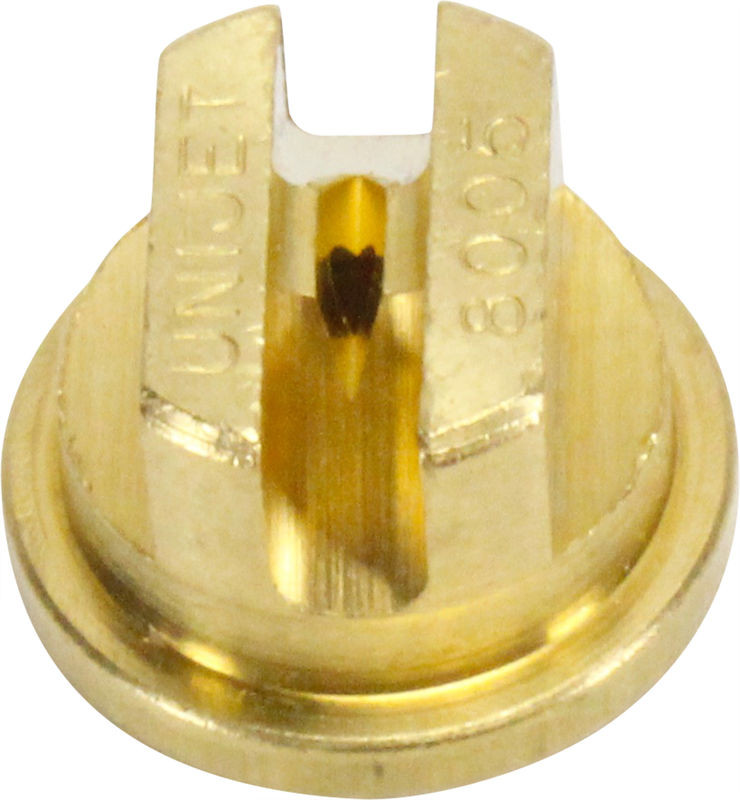 Smith Performance™ 182922 Brass Flat Fan Tip 0.5 GPM; 80 Degree Fan; 8005; for NL402 Backpack Sprayer