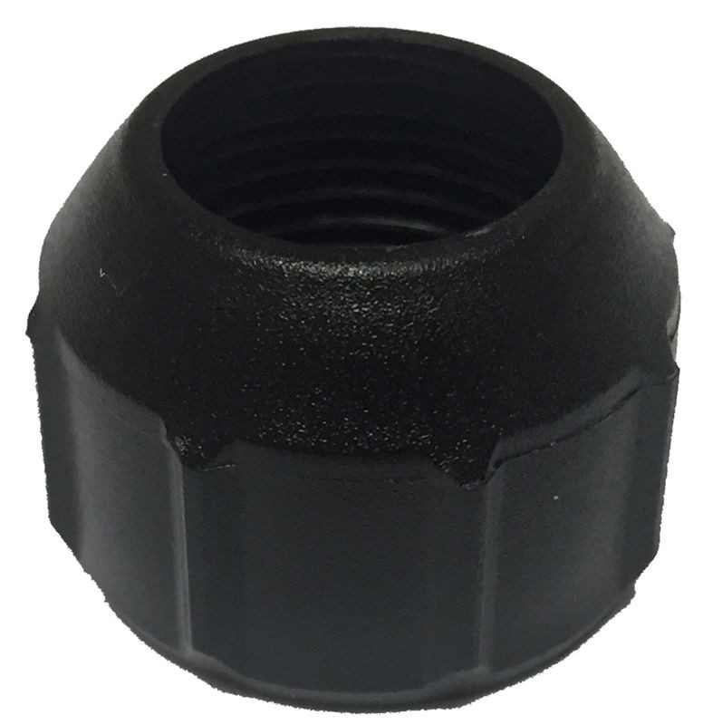 Smith Performance™ 182929 Poly Cap Nut; Black for Hand Held Mister/Foamer