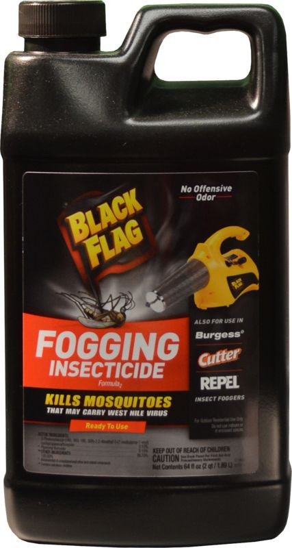 Black Flag® 190256 64-Ounce Fogging Insecticide
