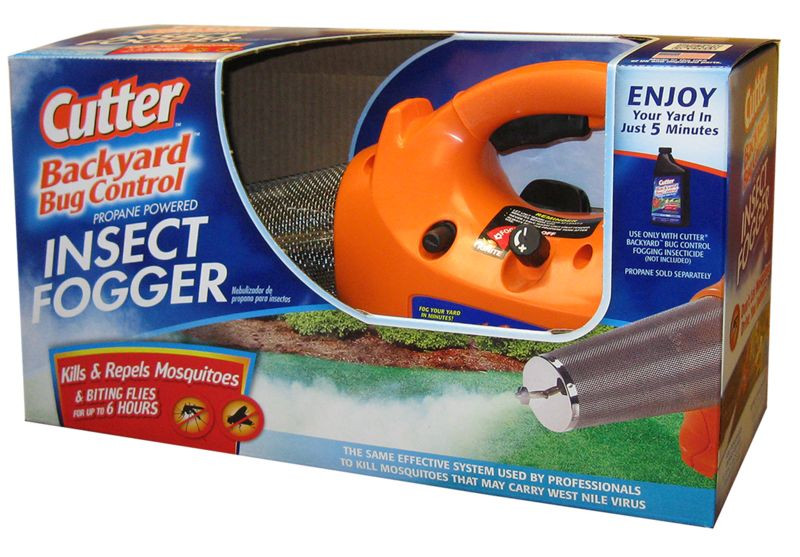 Cutter Electric Insect Fogger