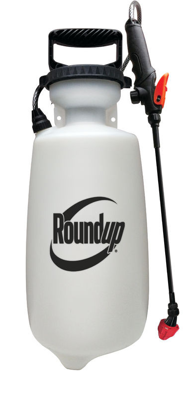 Roundup® 190487 2-Gallon Multi-Use Sprayer with All-in-One Nozzle