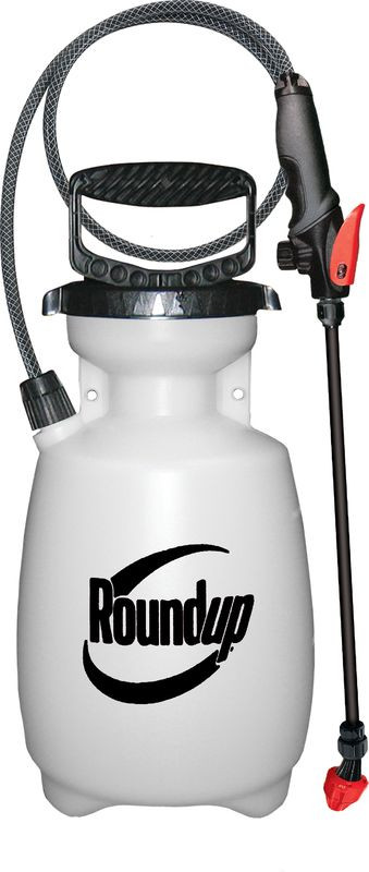 Roundup® 190486 1-Gallon Multi-Use Sprayer with 3-in-1 Nozzle