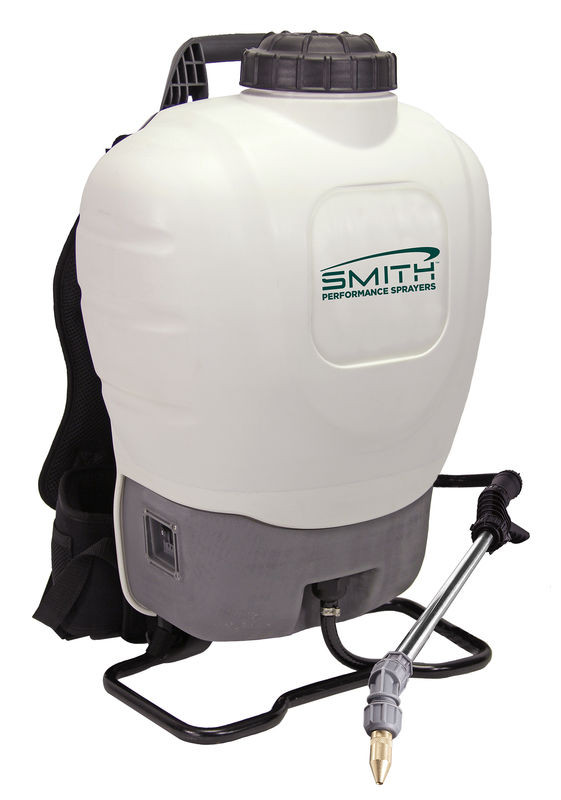 Smith Performance™ Li400 Lithium-ion Powered Backpack Sprayer