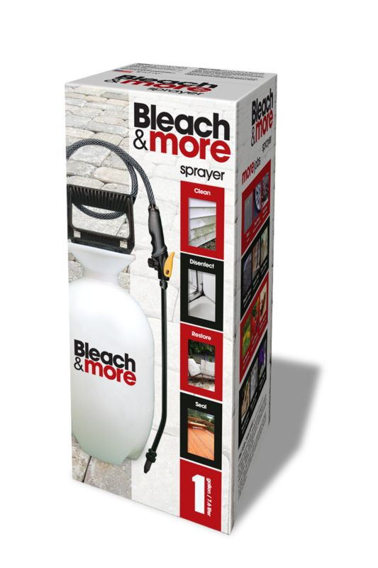 Smith™ Bleach & More 1-Gallon Sprayer