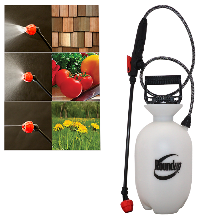 Roundup® 1-Gallon Multi-Purpose, L&G Sprayer  Model 190315