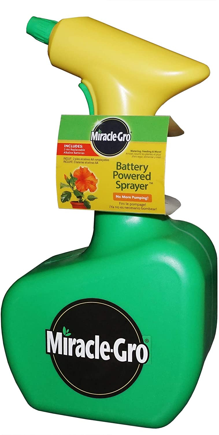 Miracle-Gro® Battery Powered Sprayer
