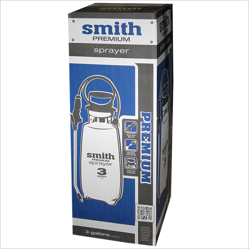 Smith™ Premium 3 Gal Multi-Purpose, Contractor Sprayer, Model 190365