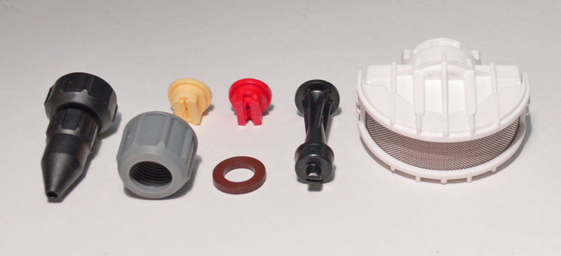 Smith Performance™ 182619 Nozzle Kit with Poly Adjustable Nozzle