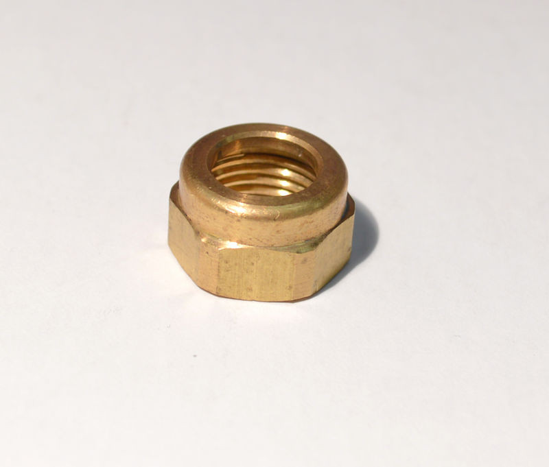 Smith Performance™ 182930 Brass Cap Nut