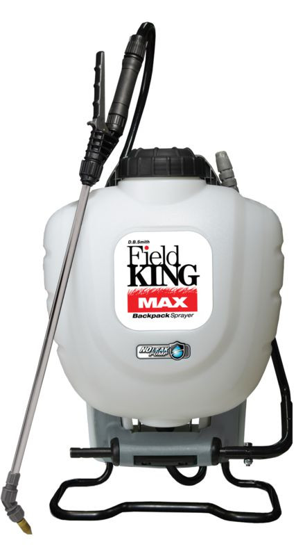 Field King® Max 190348 Backpack Sprayer for Professionals