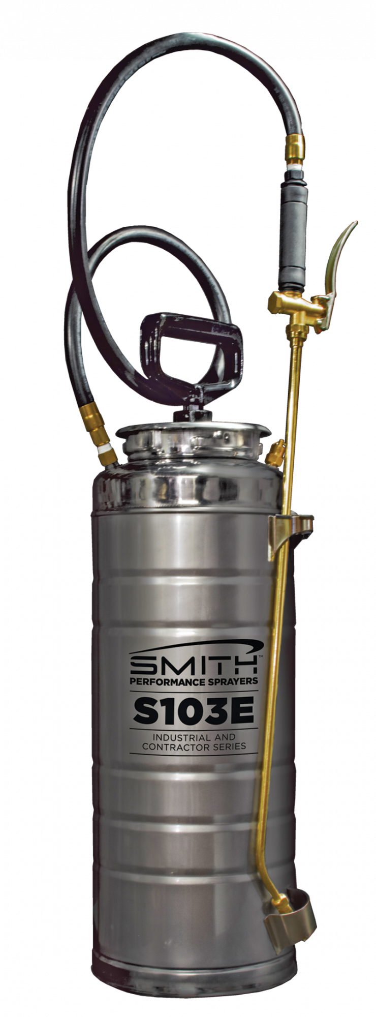 Smith Performance™ S103E 3.5-Gallon Stainless Steel Concrete Sprayer