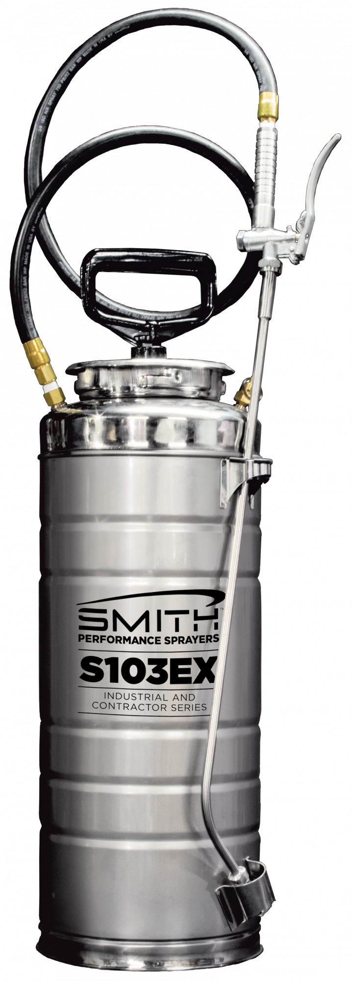 Smith Performance™ S103EX Stainless Steel Concrete Sprayer with Viton® Extreme Seals